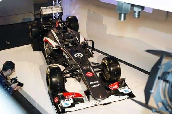 Sauber 2013