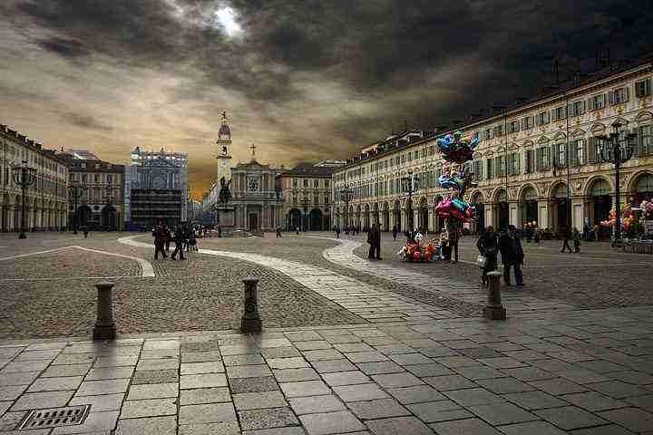 Torino - Piazza San Carlo
