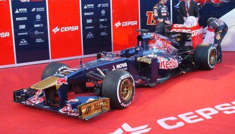 Toro Rosso 2013