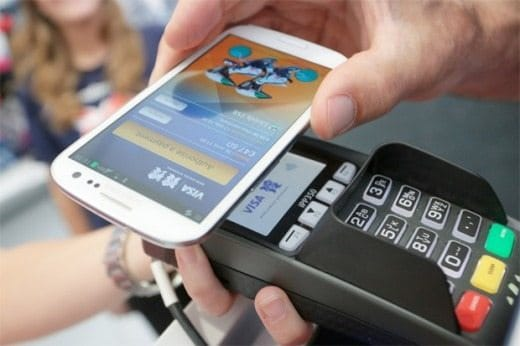 NFC negli smartphone