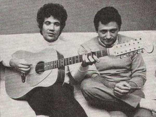 Lucio Battisti e Mogol