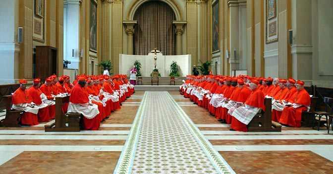 cardinali per Habemus Papam