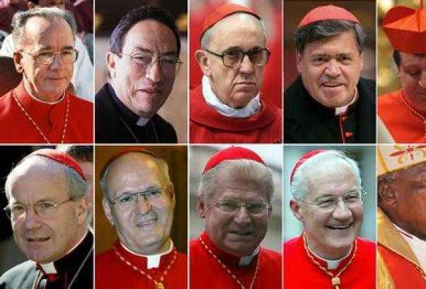 Cardinali favoriti