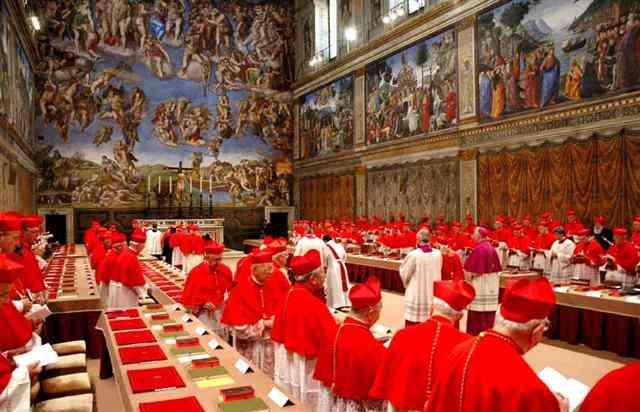 Conclave elezioni Pontefice