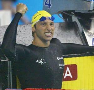 Ian Thorpe vince alle Olimpiadi