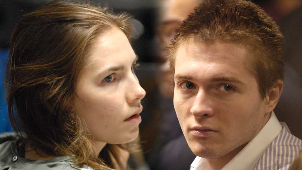 Knox e Sollecito in tribunale