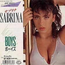 Sabrina Salerno: Boys Boys Boys