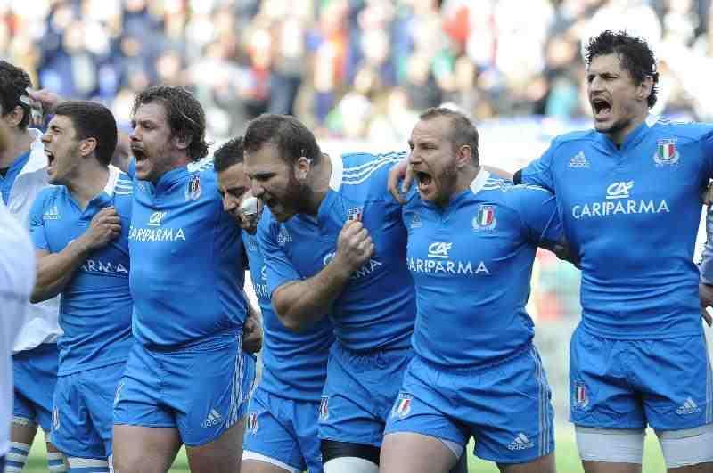 Italia Rugby Sei Nazioni