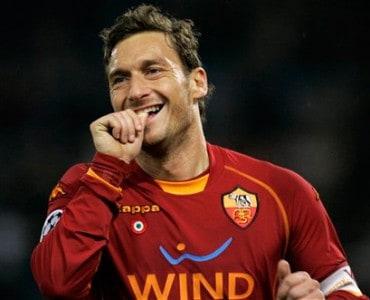 Il pupone Totti