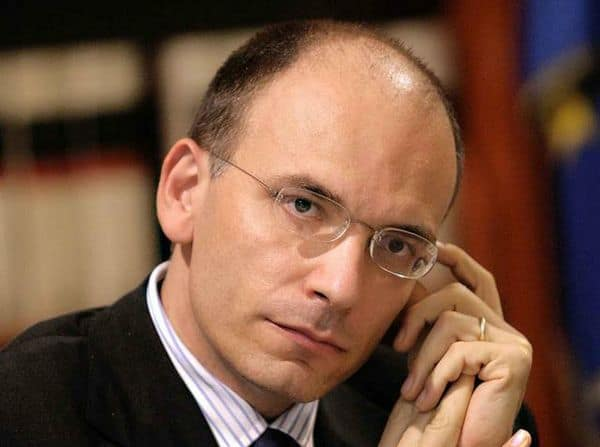 Enrico Letta - Enrico Letta è il nuovo Presidente del Consiglio