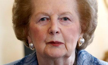Margaret Thatcher morta per ictus