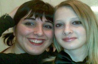 Sabrina e Sarah