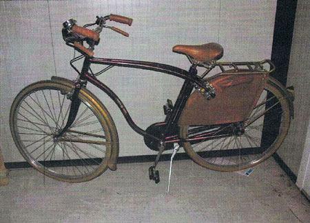 La bicicletta di Stasi
