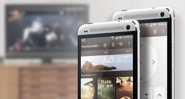 Utilizzare Smartphone come telecomando
