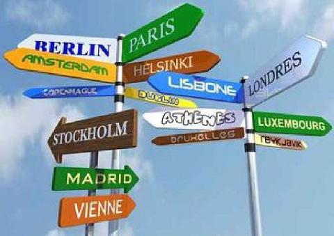 Le città d'Europa