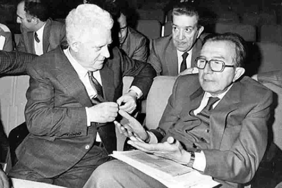 Andreotti e Salvo Lima