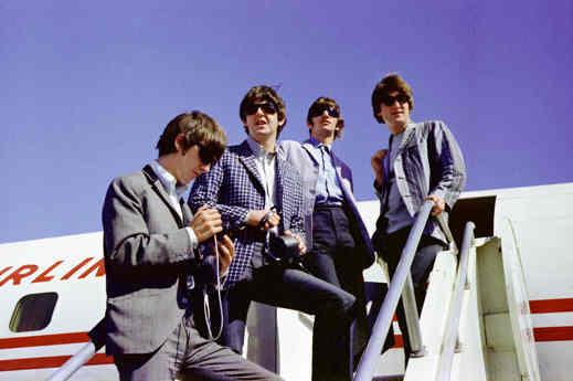 I Beatles conquistano l'America