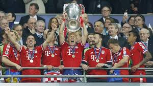 Il Bayern vince la Champions League 2012-13