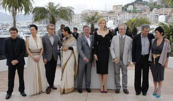 La famosa giuria di Cannes