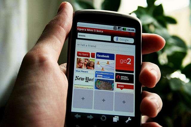 Siti Web su Smartphone