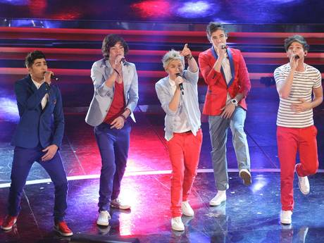One Direction a xFactor USA