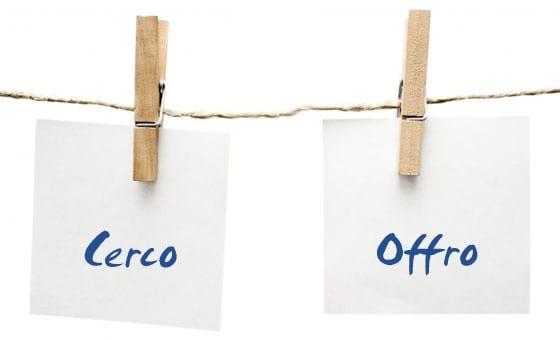 Offerte di lavoro - cerco e offro