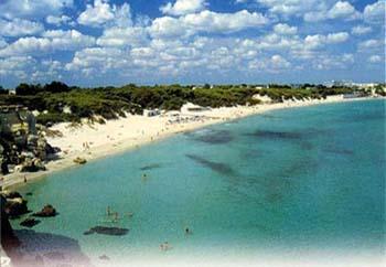 Le splendide spiagge del Salento