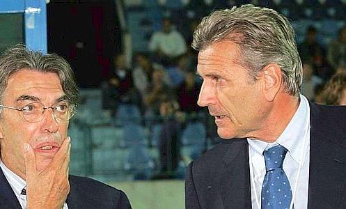 Facchetti e Moratti