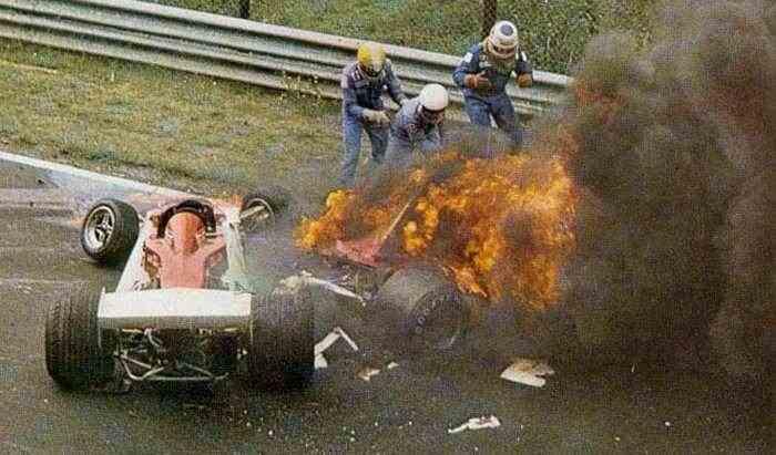 Incidente Niki Lauda 1976