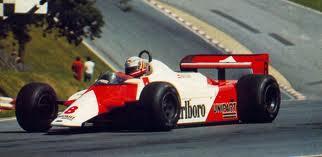 Lauda in McLaren