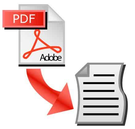 Modificare un file PDF