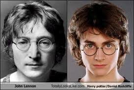 John Lennon e Harry Potter