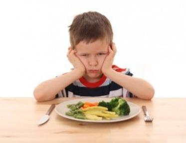 Le verdure per i bambini