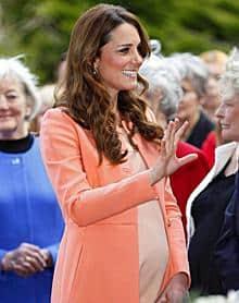 nascita del primogenito di Kate e William