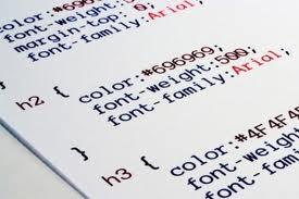L'arrivo dei fogli di stile (CSS)