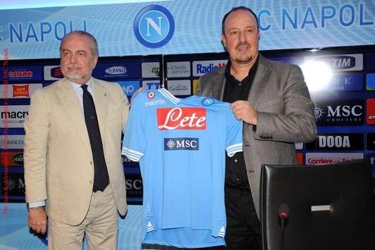 Benitez al Napoli