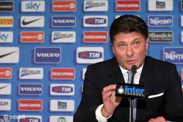 Mazzarri all'Inter