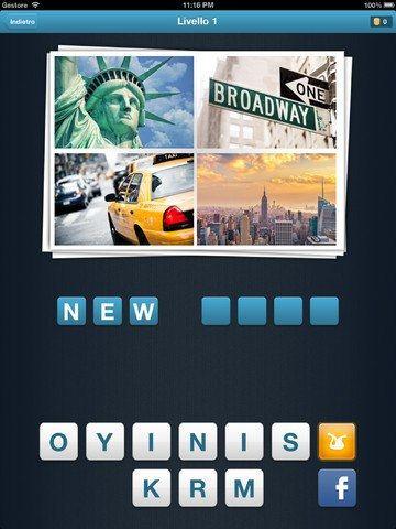 City Quiz soluzione livelli per iOS
