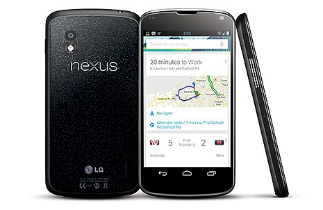 Nexus 4 arriva in Italia