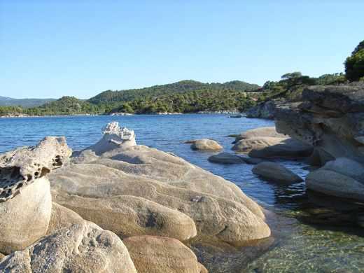 Spiagge penisola Calcidica