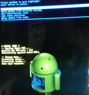 recovery Android Galaxy