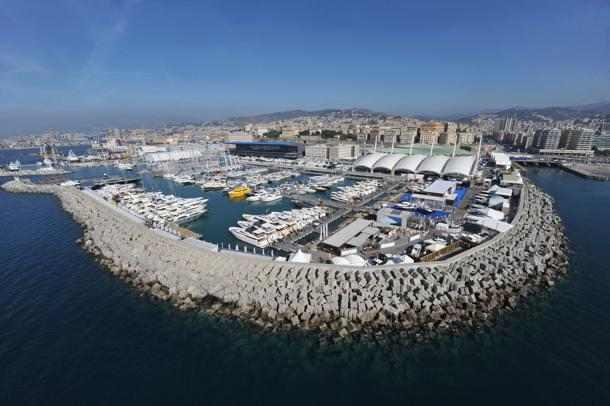 Salone Nautico di Genova 2013 vista 2