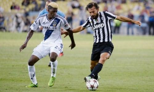 Galaxy - Juventus