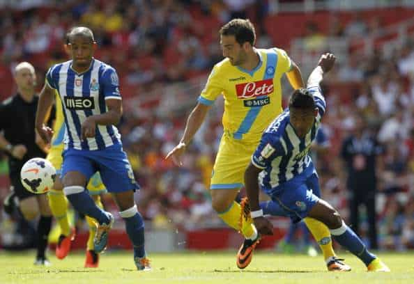 Porto - Napoli 3-1