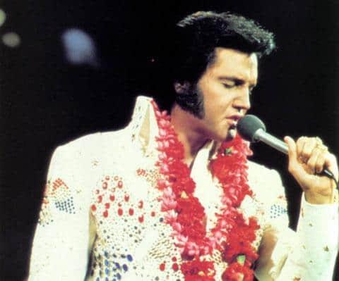 Elvis Presley negli ultimi anni di vita
