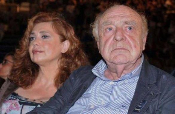 Alberto Bevilacqua e Michela Miti