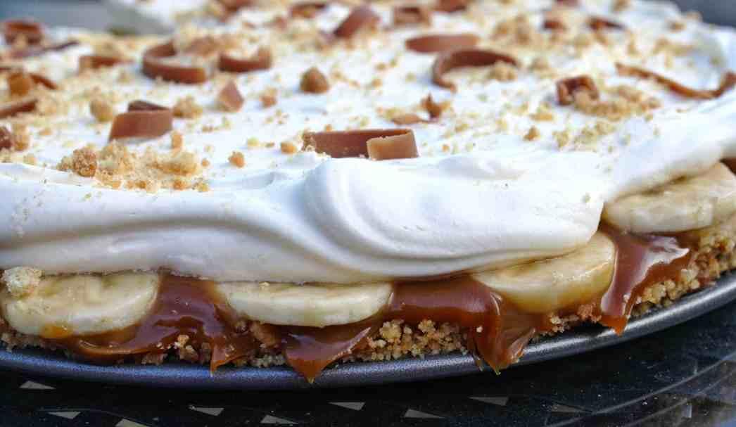 Banoffee Pie: una bontà super calorica