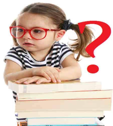 le domande dei bambini