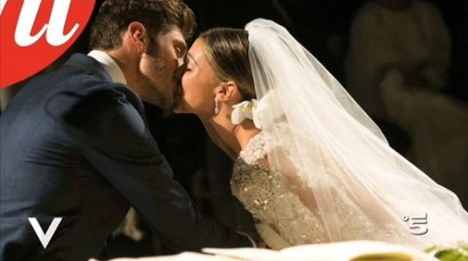 Belen e Stefano sposi