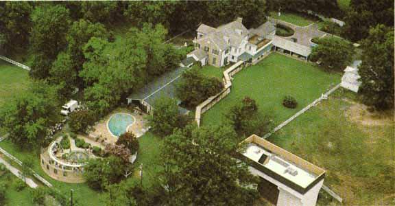Graceland la casa di Elvis